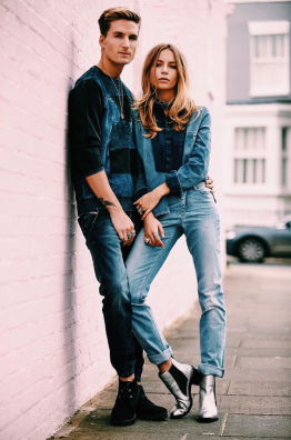 Oliver Proudlock & Emma Louise Conolly _ Diesel AW 16 3